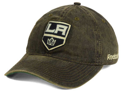 Los Angeles Kings Reebok NHL Over Dye Slouch Cap