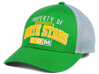 Minnesota North Stars CCM NHL CCM Truckn Adjustable Cap