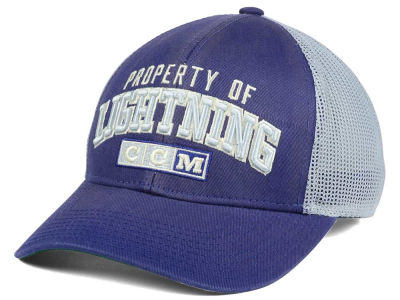 Tampa Bay Lightning CCM NHL CCM Truckn Adjustable Cap