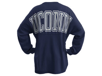 Connecticut Huskies Pressbox NCAA Women's Big Glitter Sweeper