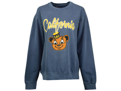 California Golden Bears Pressbox NCAA Women's Pigment Dye Fleece