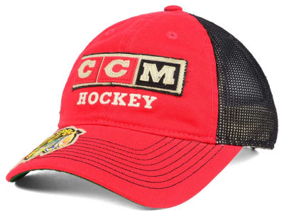 Chicago Blackhawks CCM NHL CCM Slouch Cap