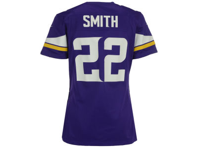 Minnesota Vikings Harrison Smith Nike NFL Women's Game Jersey