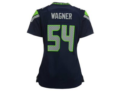 Seattle Seahawks Bobby Wagner Nike NFL Women's Game Jersey