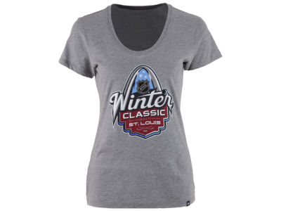 2017 Winter Classic '47 NHL Women's Winter Classic Club Scoop Generic T-Shirt