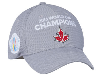Canada Hockey adidas 2016 World Cup of Hockey Champs Adjustable Cap