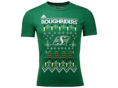 Saskatchewan Roughriders Outerstuff CFL Youth Light The Tree T-Shirt