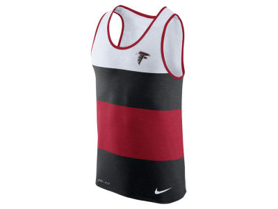 Atlanta Falcons Nike NFL Men's Wide Stripe Tank