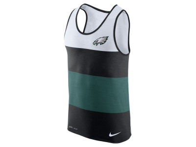 Philadelphia Eagles Nike NFL Men's Wide Stripe Tank