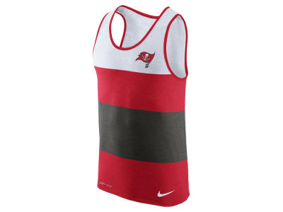 Tampa Bay Buccaneers Nike NFL Men's Wide Stripe Tank