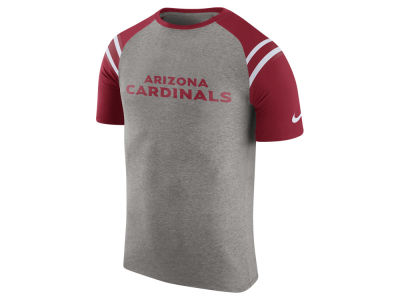 Arizona Cardinals Nike NFL Men's Enzyme Shoulder Stripe T-Shirt
