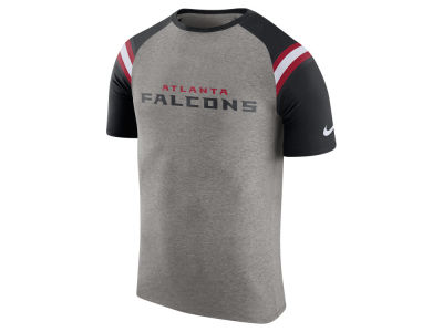 Atlanta Falcons Nike NFL Men's Enzyme Shoulder Stripe T-Shirt