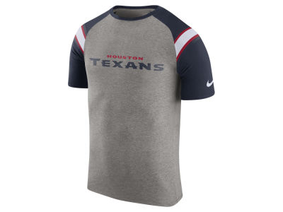 Houston Texans Nike NFL Men's Enzyme Shoulder Stripe T-Shirt