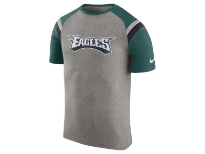 Philadelphia Eagles Nike NFL Men's Enzyme Shoulder Stripe T-Shirt