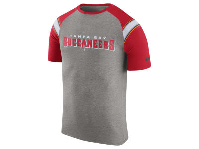 Tampa Bay Buccaneers Nike NFL Men's Enzyme Shoulder Stripe T-Shirt