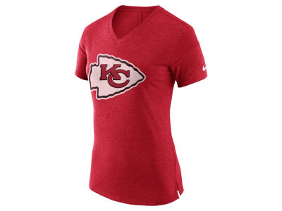 Kansas City Chiefs Nike NFL Women's Fan V Top T-Shirt