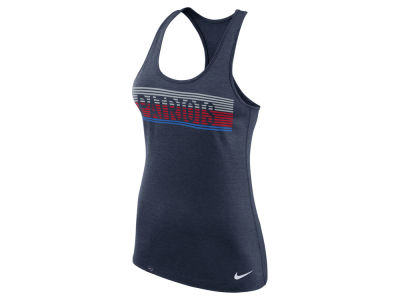 New England Patriots Nike NFL Women's Dri-Fit Touch Tank