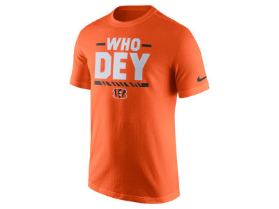 Cincinnati Bengals Nike NFL Men's Local Verbiage T-Shirt
