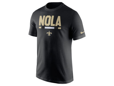 New Orleans Saints Nike NFL Men's Local Verbiage T-Shirt