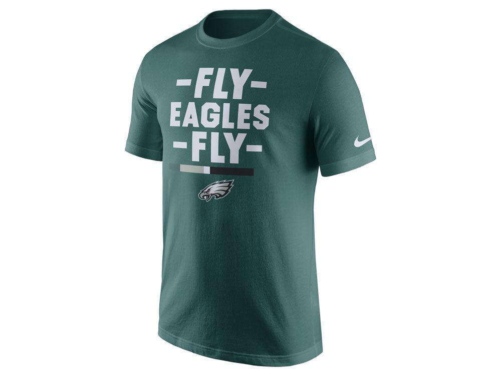 Nike Philadelphia Eagles Local NFL Men's Tee Shirt