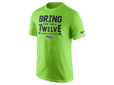 Seattle Seahawks Nike NFL Men's Local Verbiage T-Shirt
