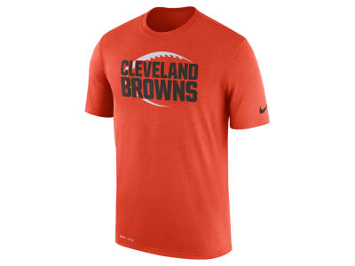 Cleveland Browns Nike NFL Men's Legend Icon T-Shirt