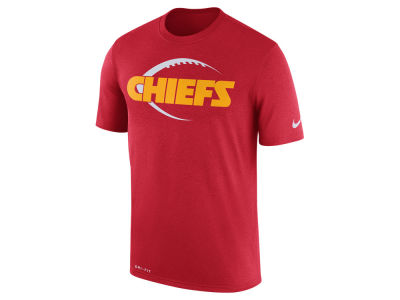 Kansas City Chiefs Nike NFL Men's Legend Icon T-Shirt
