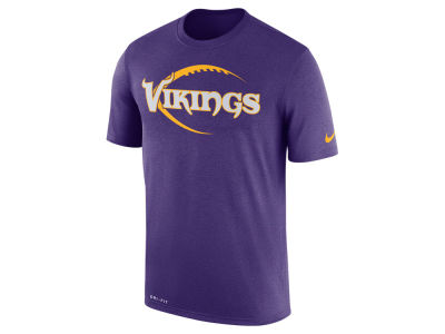 Minnesota Vikings Nike NFL Men's Legend Icon T-Shirt