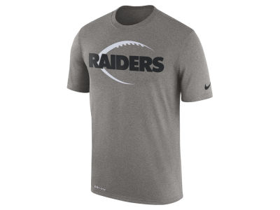 Oakland Raiders Nike NFL Men's Legend Icon T-Shirt