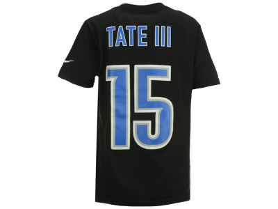 Detroit Lions Golden Tate Nike NFL Youth Pride Name and Number T-Shirt
