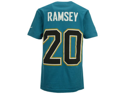 Jacksonville Jaguars Jalen Ramsey Nike NFL Youth Pride Name and Number T-Shirt