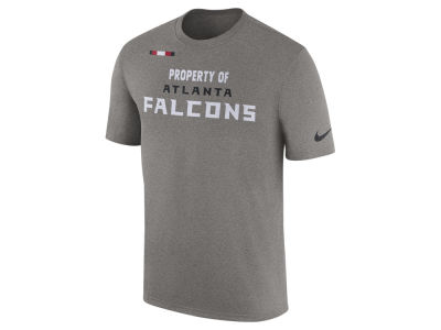 Atlanta Falcons Nike NFL Men's Property of Facility T-Shirt