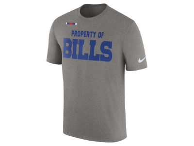 Buffalo Bills Nike NFL Men's Property of Facility T-Shirt