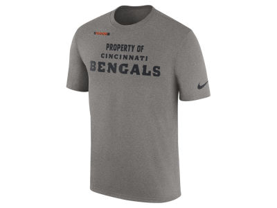 Cincinnati Bengals Nike NFL Men's Property of Facility T-Shirt