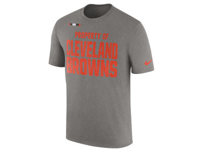 Cleveland Browns Nike NFL Men's Property of Facility T-Shirt