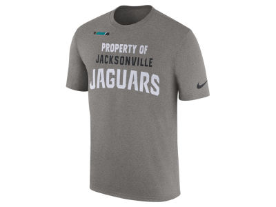 Jacksonville Jaguars Nike NFL Men's Property of Facility T-Shirt