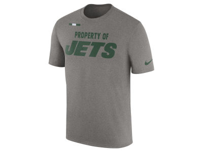 New York Jets Nike NFL Men's Property of Facility T-Shirt