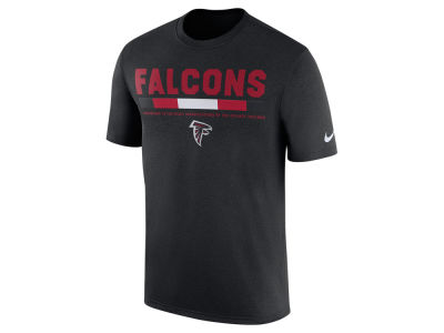 Atlanta Falcons Nike NFL Men's Legend Staff T-Shirt