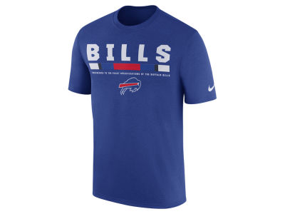Buffalo Bills Nike NFL Men's Legend Staff T-Shirt