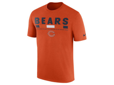 Chicago Bears Nike NFL Men's Legend Staff T-Shirt