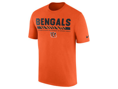 Cincinnati Bengals Nike NFL Men's Legend Staff T-Shirt