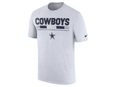 Dallas Cowboys Nike NFL Men's Legend Staff T-Shirt