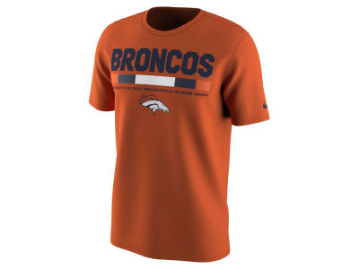 Denver Broncos Nike NFL Men's Legend Staff T-Shirt