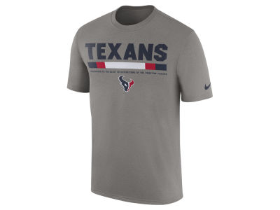 Houston Texans Nike NFL Men's Legend Staff T-Shirt