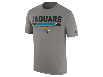 Jacksonville Jaguars Nike NFL Men's Legend Staff T-Shirt