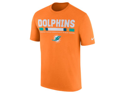Miami Dolphins Nike NFL Men's Legend Staff T-Shirt