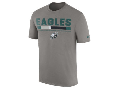 Philadelphia Eagles Nike NFL Men's Legend Staff T-Shirt