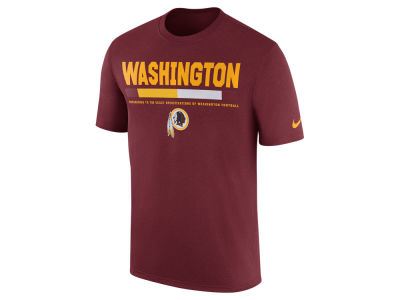 Washington Redskins Nike NFL Men's Legend Staff T-Shirt