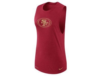 San Francisco 49ers Nike NFL Women's Muscle Tank