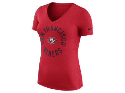 San Francisco 49ers Nike NFL Women's Dri-Fit Touch T-Shirt